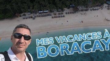 vacances à Boracay Philippines