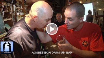Self-défense : agressions dans un bar [vidéo]
