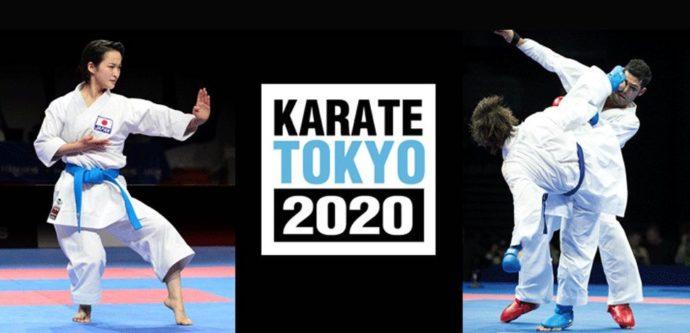 Karate au Jeux Olympique de 2020 au Japon