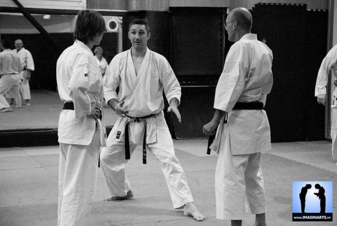 karate Lionel Froidure