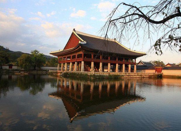 Séoul par Bridget Coila