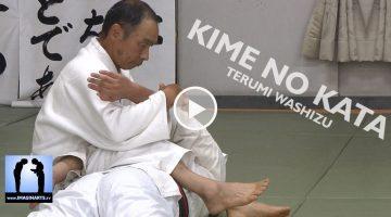 Kime no kata Terumi Washizu