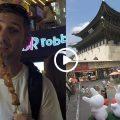 Vlog - Lionel Froidure en tournage en Corée