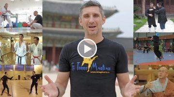 documentaire en terre martiale avec Lionel Froidure