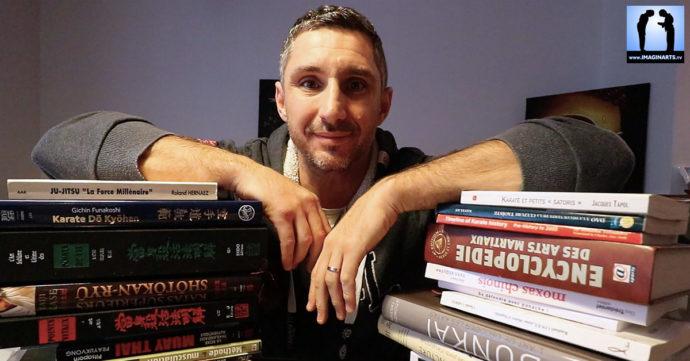 Lionel te conseille des livres d'arts martiaux à absolument lire