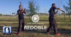Redoble Arnis Kali traditionnel avec Lionel Froidure