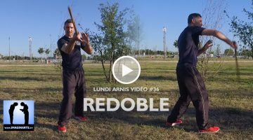 Redoble Arnis Kali traditionnel avec Lionel Froidure