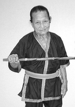 Great Grand Master José Mena
