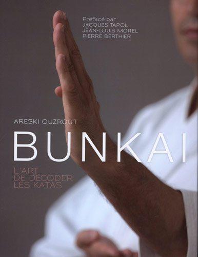 livre bunkai karate areski ouzrout