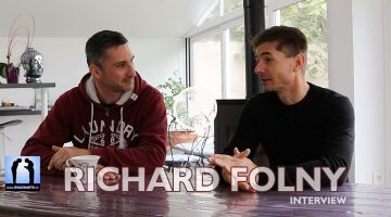 Richard Folny : interview [vidéo]