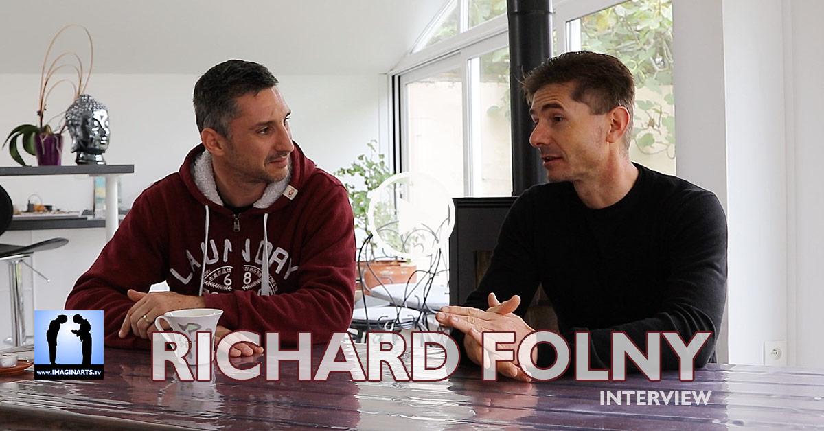 Richard Folny : interview [vidéo]