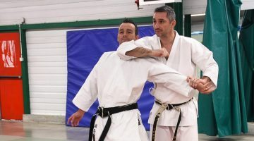 application karate lionel froidure