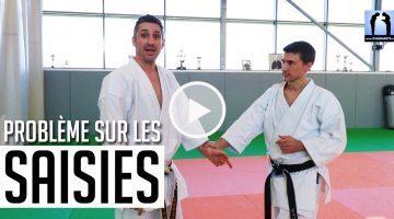 karate problème saisies lionel froidure