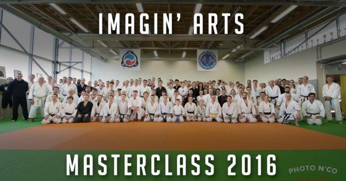 imagin' arts masterclass 2016