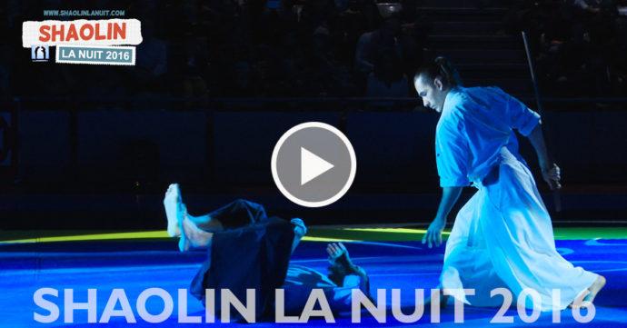 Nuit du Shaolin 2016