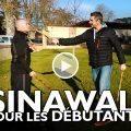 Sinawali pour les débutants Arnis Kali
