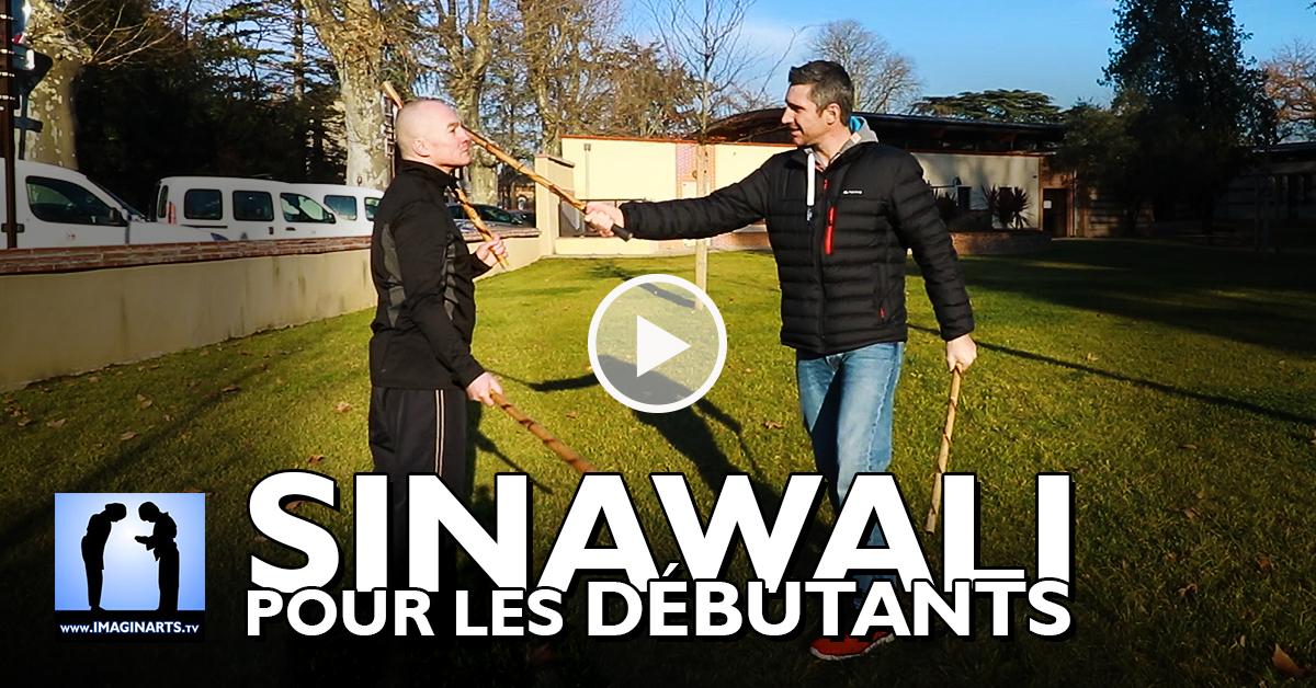 Sinawali pour les débutants - Arnis Kali [vidéo]