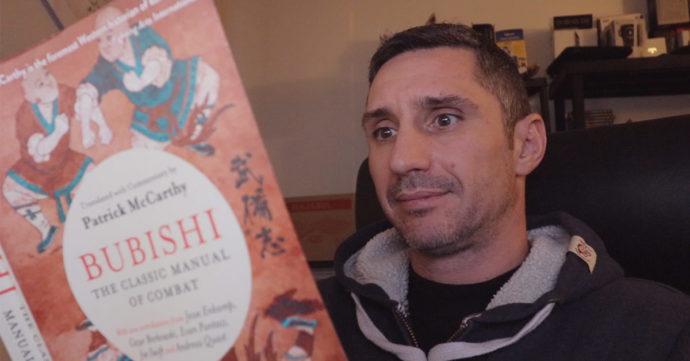 Bubishi livre de karaté et kyusho ancien