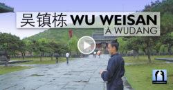 forme taichi wudang wu weisan 2014