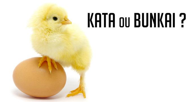 karate - kata ou bunkai ?
