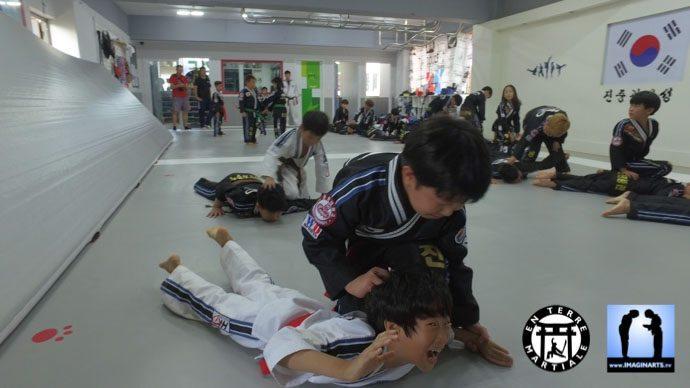 Hapkido - Documentaire Corée du sud
