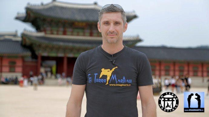 Lionel Froidure - Documentaire Corée du sud