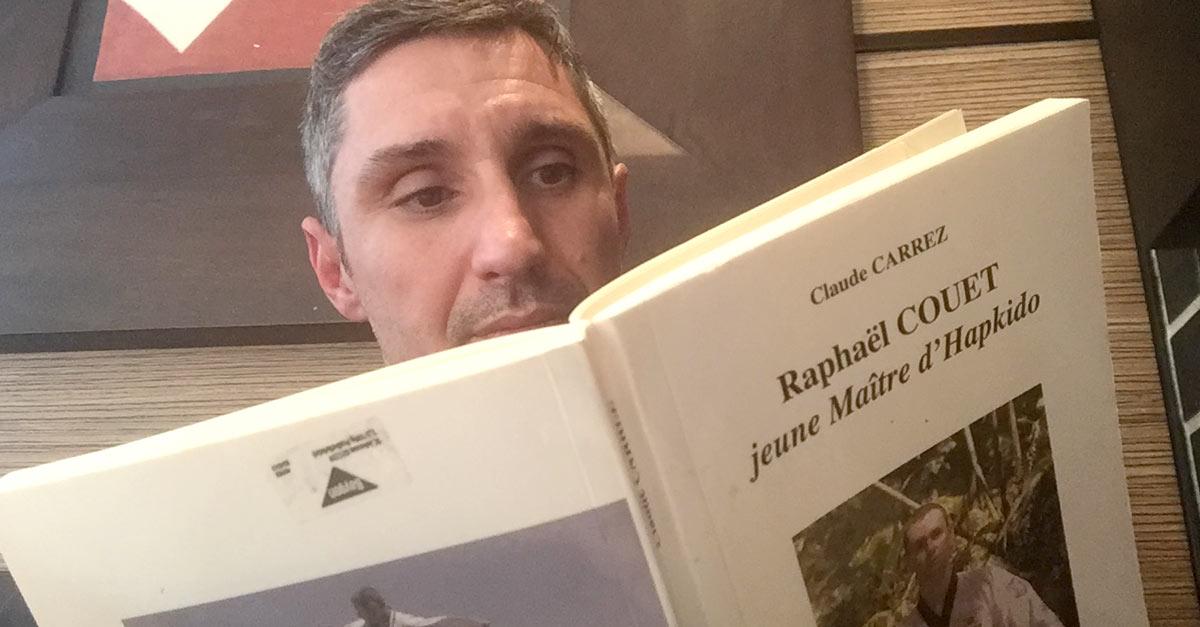 Raphaël Couet : jeune maître d'Hapkido [livre]