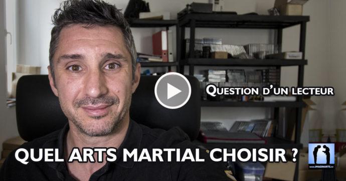 quel art martial choisir - video