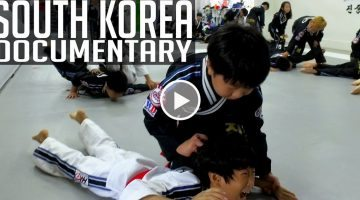 South Korea martial arts documentary - Hapkido & Sonmudo