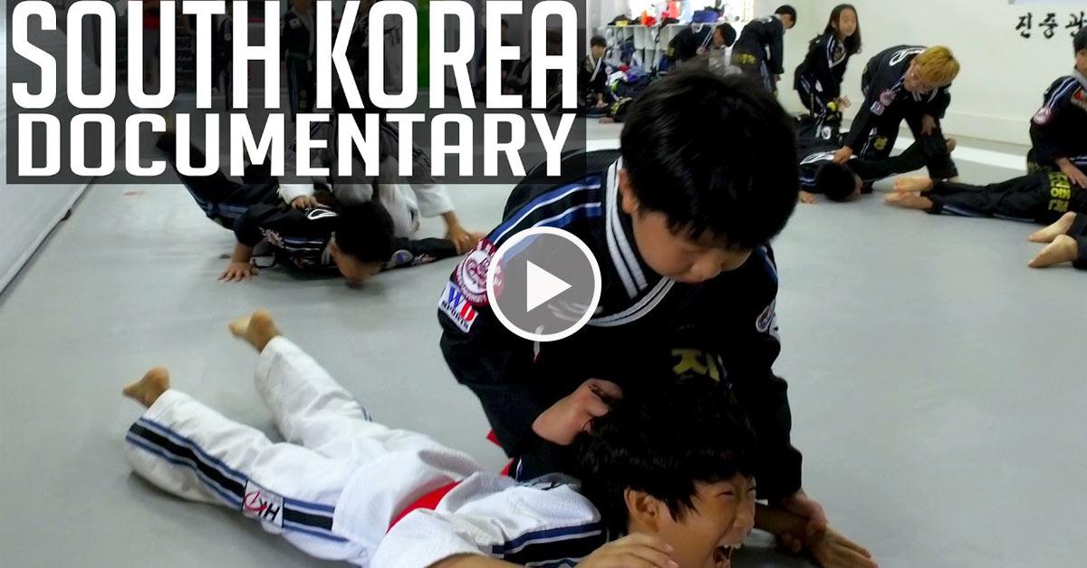 South Korea Martial Arts Documentary