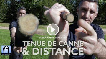 Comment tenir une canne en fonction de la distance ?  – Arnis Kali [vidéo]