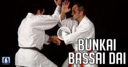 karate bunkai bassai dai