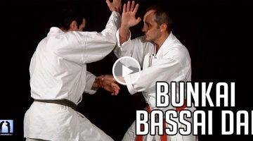 Karate – Bunkai Bassai Dai avec Bernard Bilicki [vidéo]