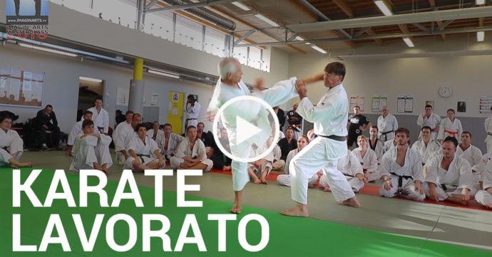 karate : lavorato contres et esquives
