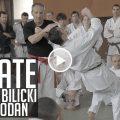 Bernard Bilicki - bunkai karate jutsu Heian Godan