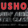 Imagin' Arts MAsterclass Kyusho points vitaux