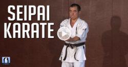 seipai kata karate goju-ryu zenei oshiro