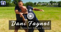 Petite canne en rotin - Arnis Kali - Dani Faynot