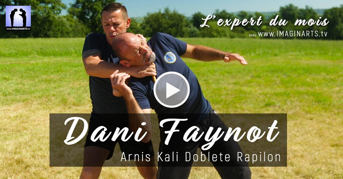 Courte canne en rotin - Arnis Kali [vidéo]
