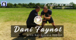 Mains nues contre couteau - Arnis Kali - Dani Faynot