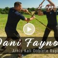 Baton long Mimar - Arnis Kali - Dani Faynot