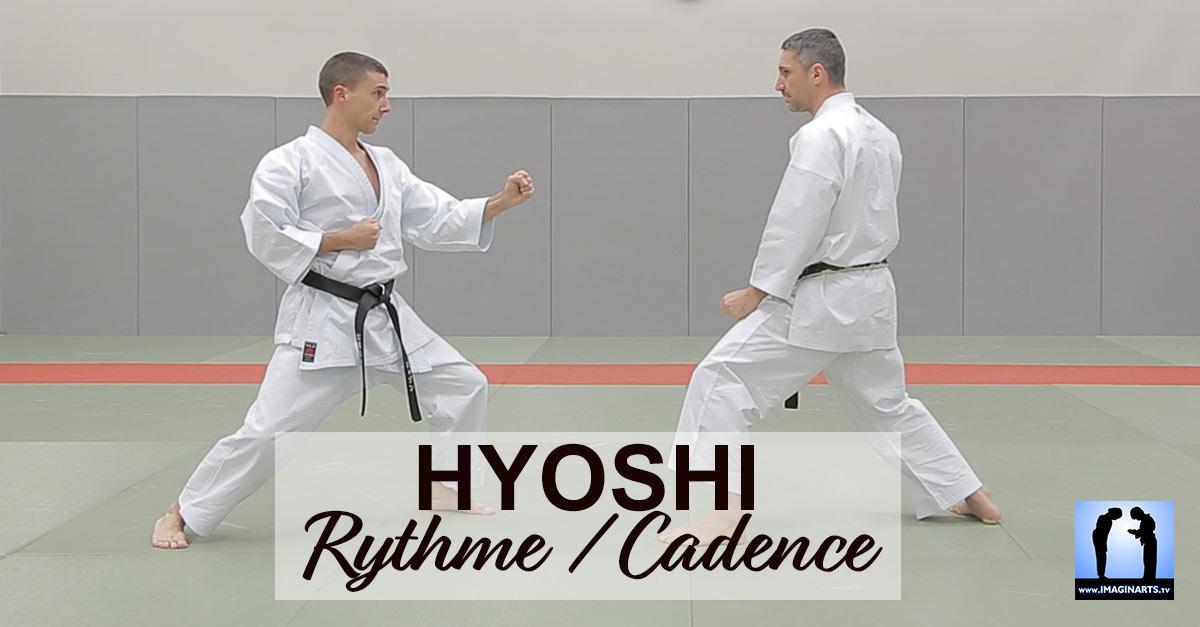 HYOSHI, le rythme, la cadence dans le karaté et les arts martiaux