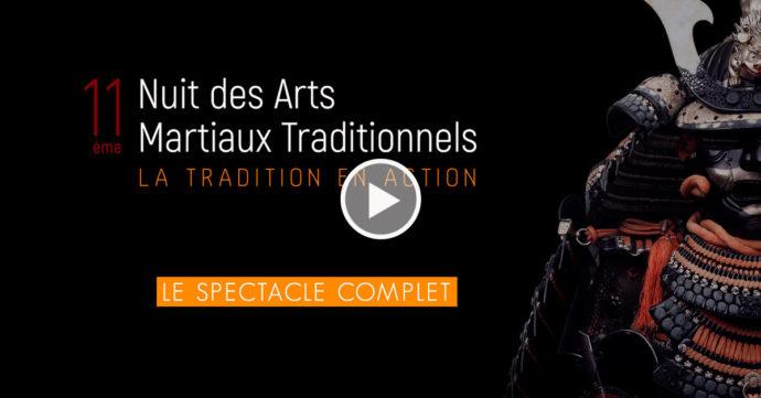 DVD NAMT - Nuit des arts martiaux traditionnels