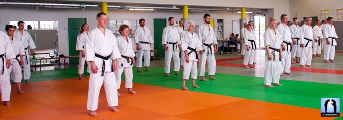 karate - stage pédagogie