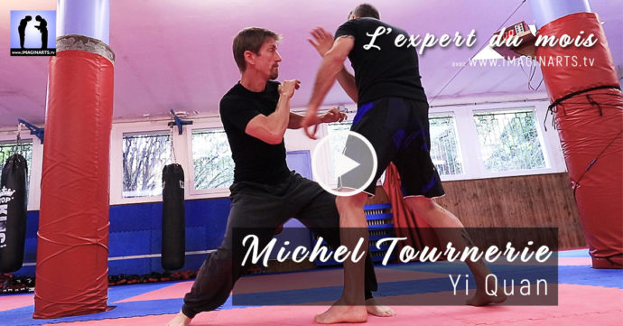Mise en application combat Yi Quan avec Michel Tournerie