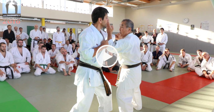 zenei oshiro karate goju ryu