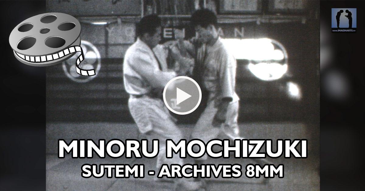 Minoru Mochizuki 望月稔 - 8mm Sutemi [vidéo]