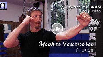 Vidéo sur les coups de poing en Yi Quan avec Michel Tournerie