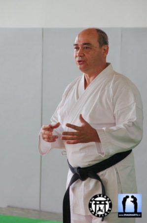Jean-Marie Comiti KARATE