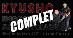 kyusho masterclass complet 2017